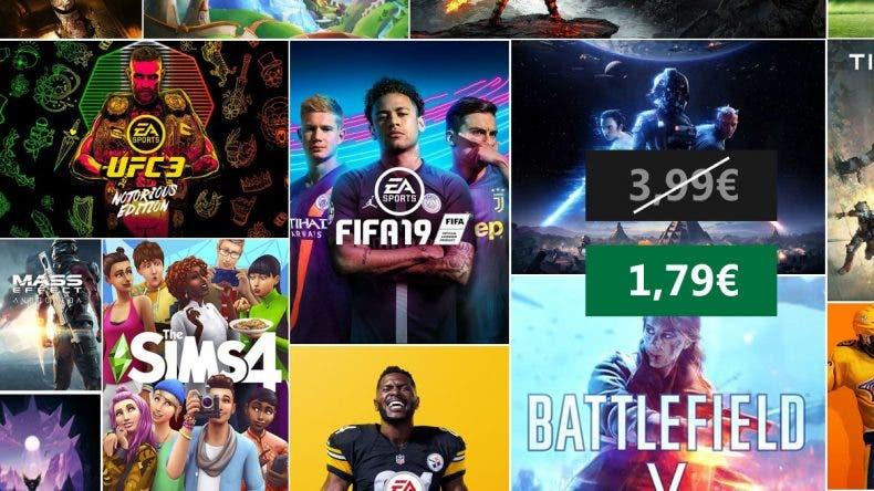 Consigue 1 Mes de EA Access por solo 1,79 € 1