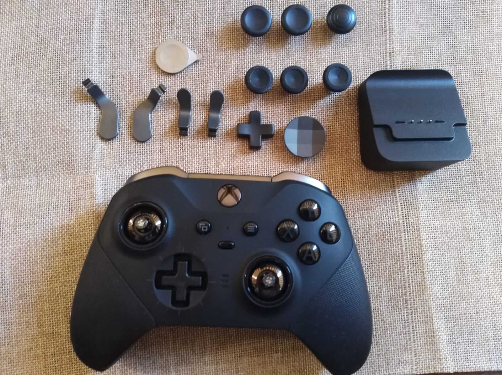 Análisis del mando Xbox Elite Series 2 3