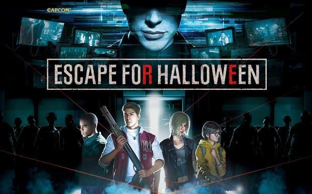 Escape for Halloween, así es el adictivo reto de Project Resistance de Capcom 1