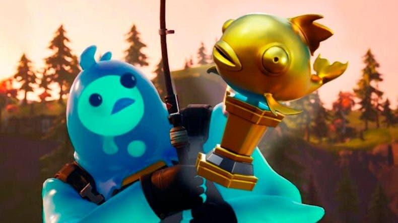 pez dorado Fortnite: Capítulo 2