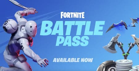 Fortnite Battle Pass Capítulo 2