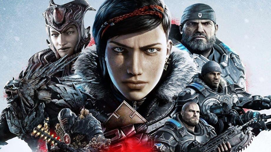 Indignación en Twitter por la ausencia de Gears 5 entre los nominados a juego del año 2