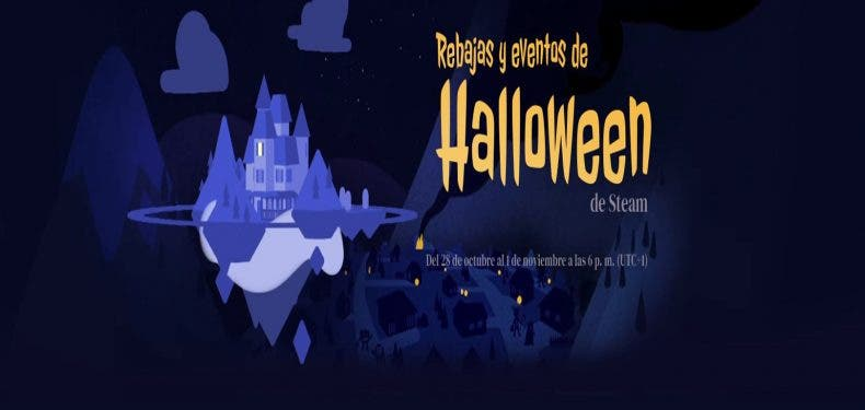Las rebajas de Halloween 2019 de Steam ya están disponibles 1