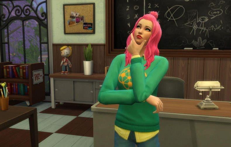 La nueva expansión de Los Sims 4 nos llevará a la universidad 1