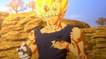 Majin Vegeta hace acto de aparición en Dragon Ball Z: Kakarot con su último tráiler 6