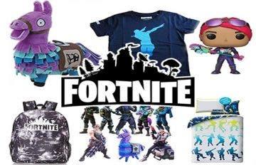 Fortnite: Epic Games pone mano dura a los falsificadores de merchandising 53