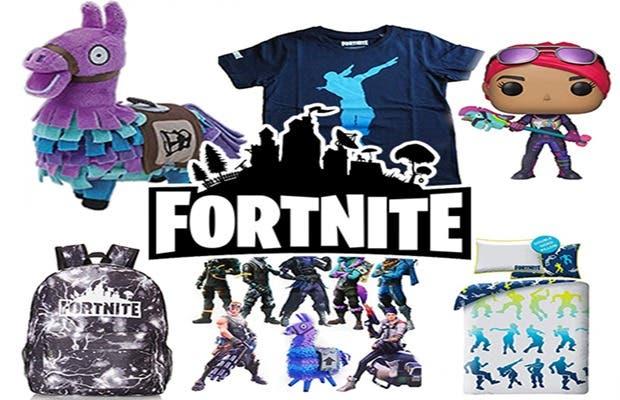 Fortnite: Epic Games pone mano dura a los falsificadores de merchandising 1