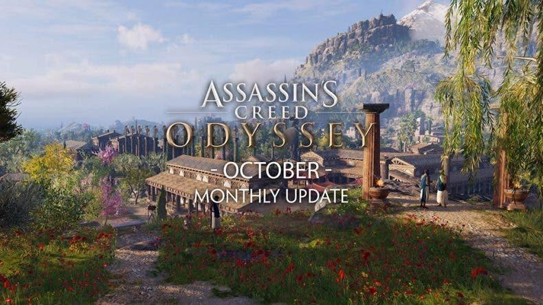 Assassin's Creed Odyssey dejará de recibir soporte pronto 1