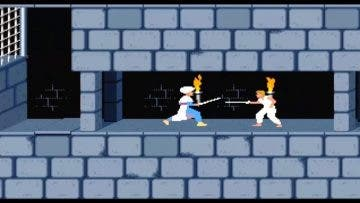 Así se grabaron los movimientos del primer Prince of Persia 4