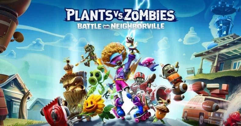 Plants vs Zombies: Battle for Neighborville presenta su tráiler de lanzamiento 1