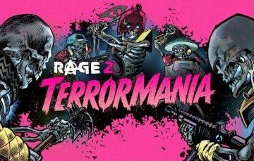 La nueva expansión de Rage 2, TerrorMania, anuncia fecha de lanzamiento 7