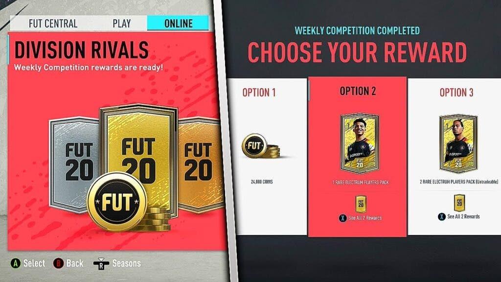 FIFA 20: Cómo conseguir monedas rápidamente en Ultimate Team 3