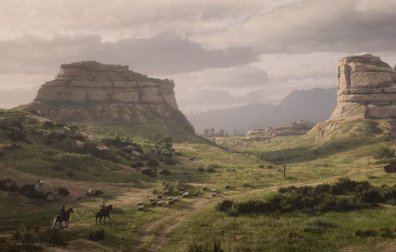 El tráiler de lanzamiento de Red Dead Redemption 2 en PC deja en evidencia su espectacularidad 1