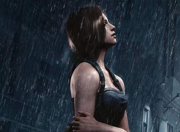 Tremenda recreación de Jill Valentine en Resident Evil 3 Remake 1