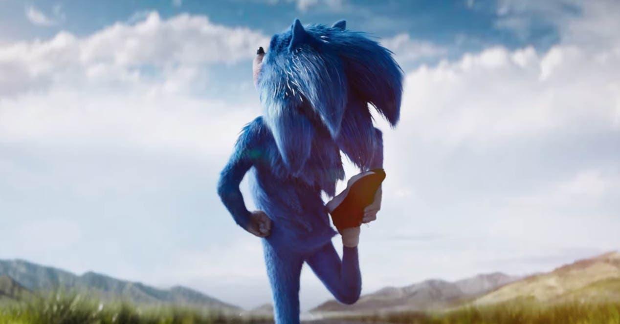 El rediseño de Sonic se muestra en un nuevo tráiler 7