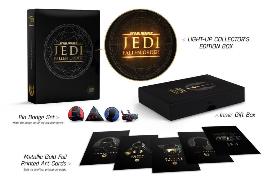 Presentada la increíble Edición Especial de Star Wars Jedi: Fallen Order 2