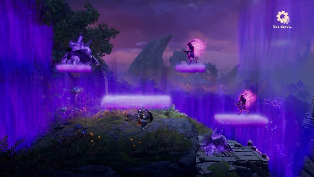 Análisis de Trine 4: The Nightmare Prince - Xbox One 2