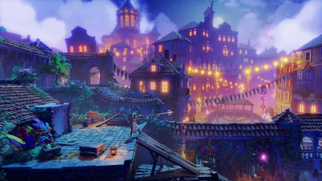 Análisis de Trine 4: The Nightmare Prince - Xbox One 3