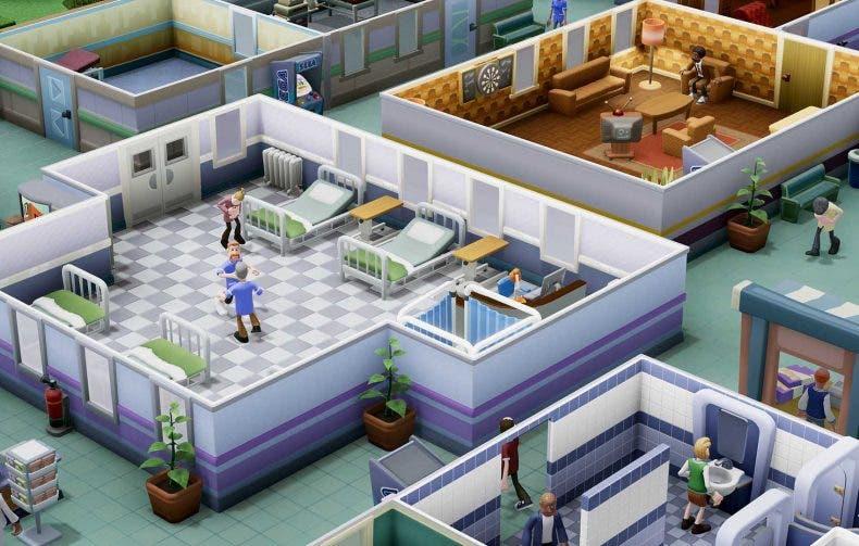 Two Point Hospital para Xbox One se retrasa hasta 2020 1
