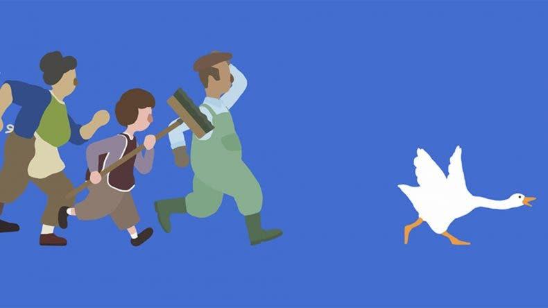 Untitled Goose Game, el juego del ganso, llegará a Xbox One 1