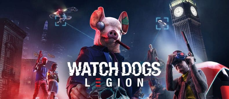 Watch Dogs Legion presume de Ray Tracing