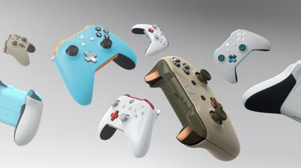 mando compatibles con xbox one y project scarlett