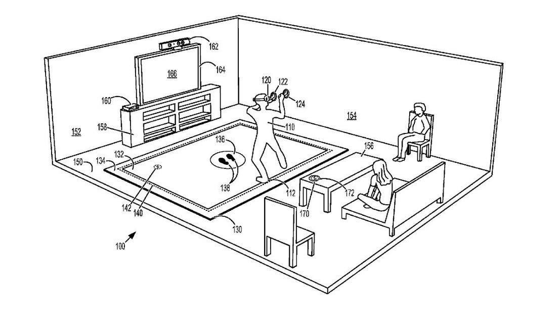 Microsoft patenta nuevas funciones que podrían destinarse a Project Scarlett 1