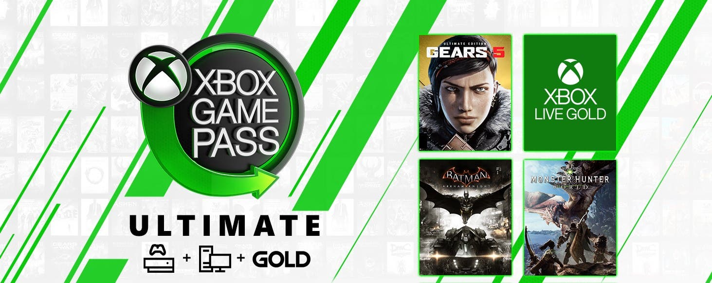 3 meses de Xbox Game Pass Ultimate en oferta por el Black Friday en Amazon 2