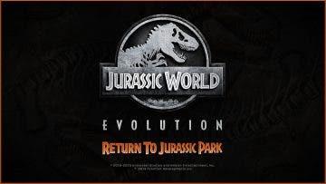 Reviviendo el clásico Parque Jurásico con Jurassic World Evolution 2