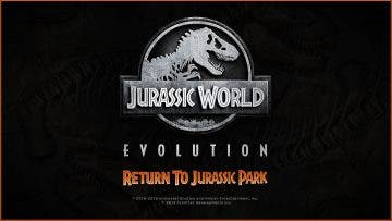 Jurassic World Evolution recibe un DLC basado en la película original 4