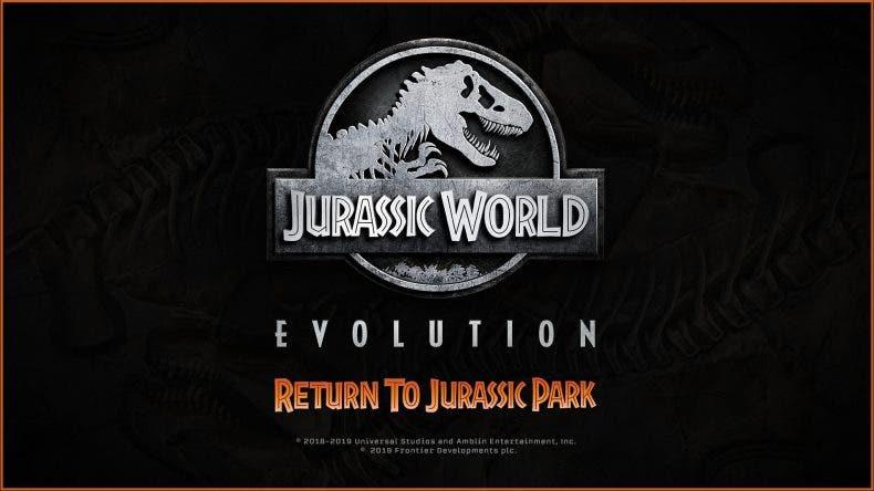 Jurassic World Evolution recibe un DLC basado en la película original 1