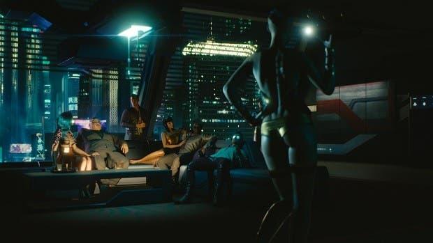 CD Projekt Red habla sobre el contenido sexual de Cyberpunk 2077 1