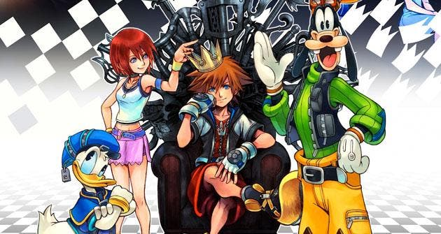 La saga Kingdom Hearts llegará a Xbox One 1