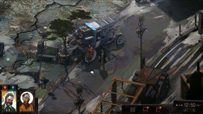 Disco Elysium confirma su lanzamiento en Xbox One 1