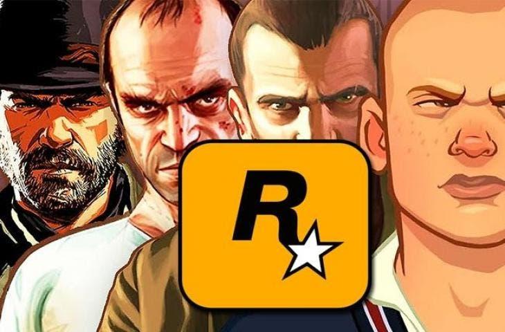 Las acciones de Take-Two caen en picado tras la ida de Dan Houser de Rockstar Games 1