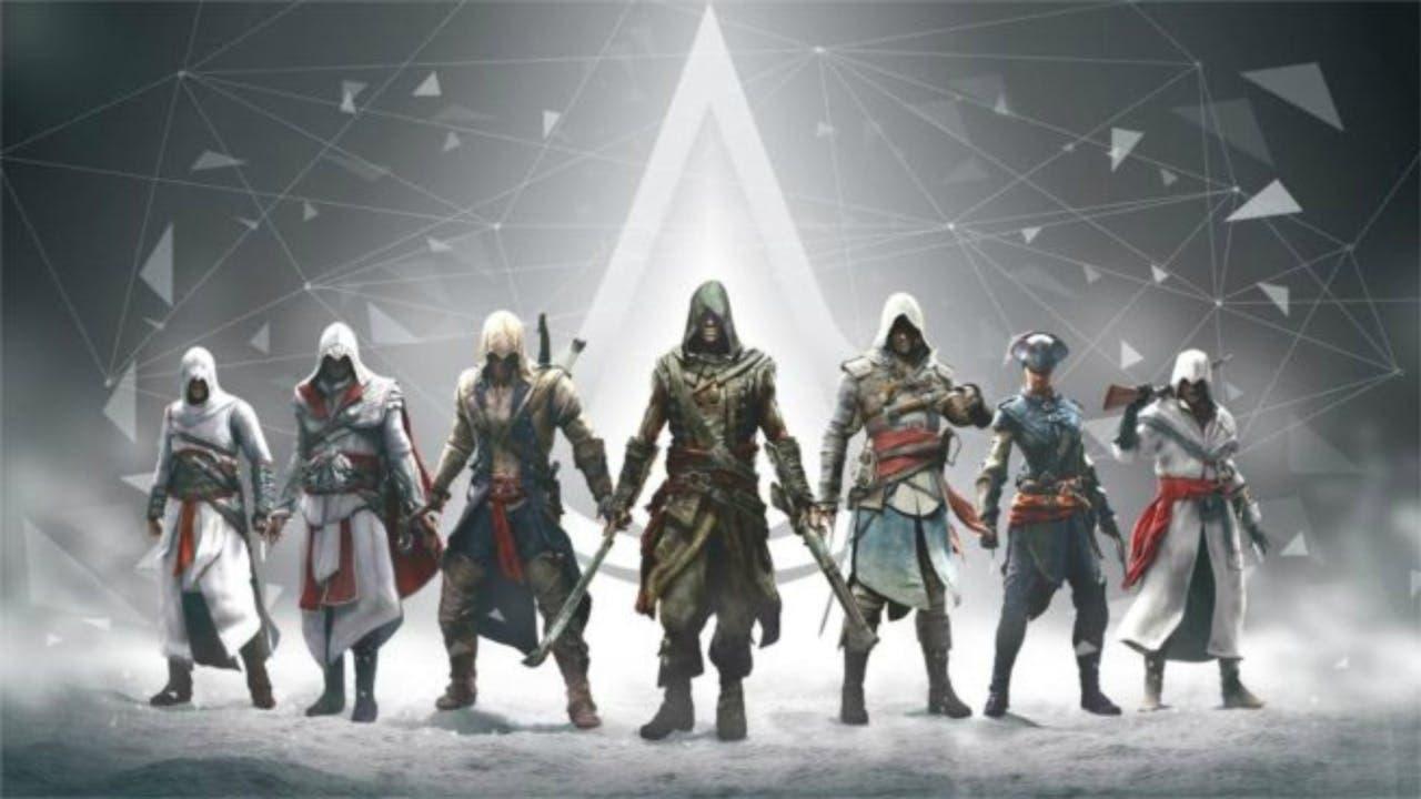 Assassin's Creed Ragnarok llegará a final de la generación según una filtración 15