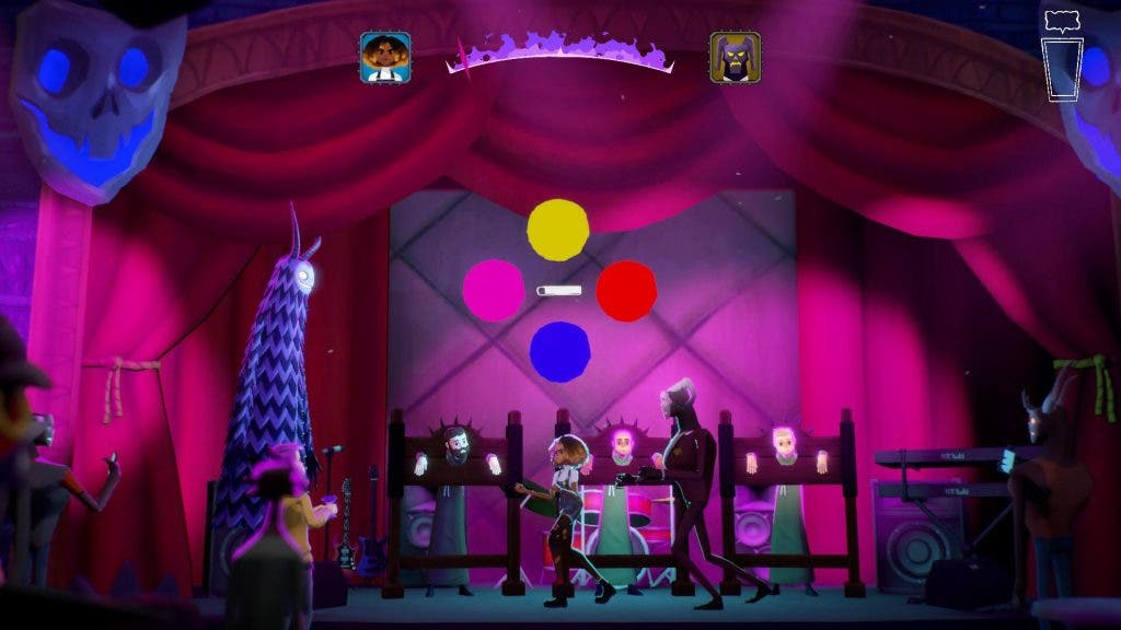 Análisis de Afterparty - Xbox One 3