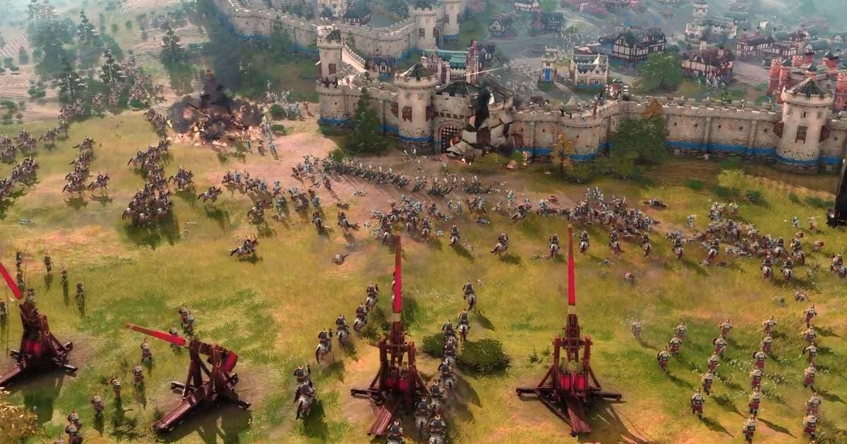 El director creativo de Age of Empires IV calma una de las preocupaciones de los fans 3