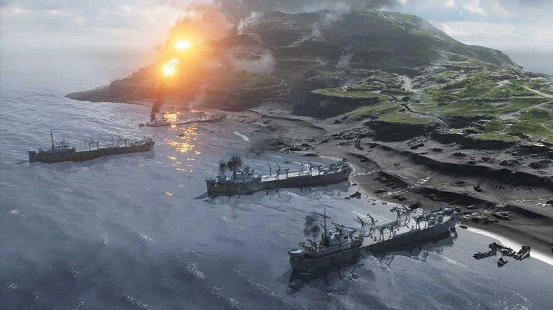 Desvelados los primeros detalles sobre el nuevo 'Modo Invasión' para Battlefield V 1