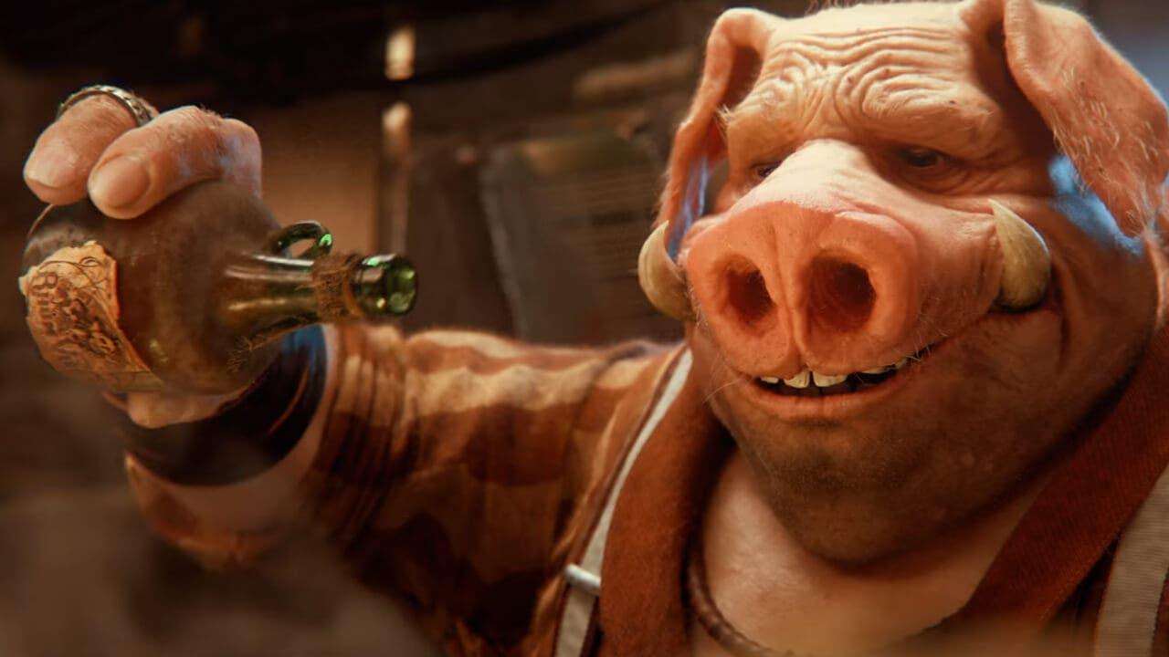Beyond Good & Evil 2 progresa adecuadamente, según Ubisoft 1
