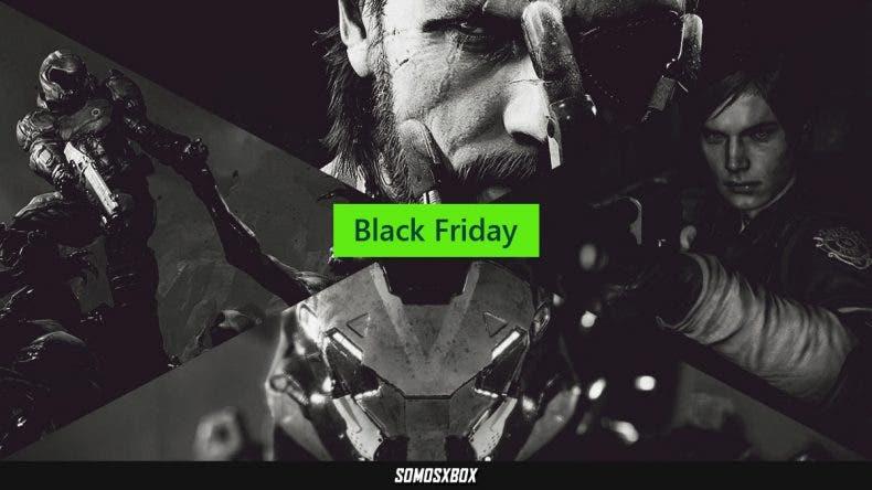 Las 20 mejores ofertas de Xbox One por el Black Friday en la Store 1
