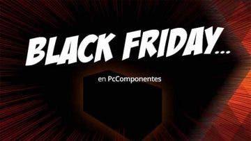 PCComponentes ofrece un pequeño anticipo de las ofertas del Black Friday 20