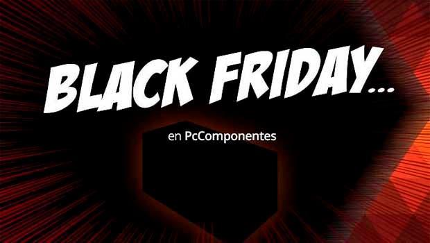 PCComponentes ofrece un pequeño anticipo de las ofertas del Black Friday 1