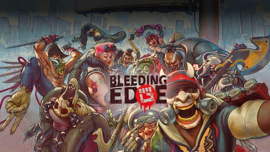 Bleeding Edge ha contado con un equipo de desarrollo muy limitado 7