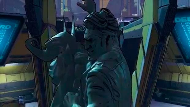 Jack el Guapo regresa a Borderlands 3 en la primera expansión 6