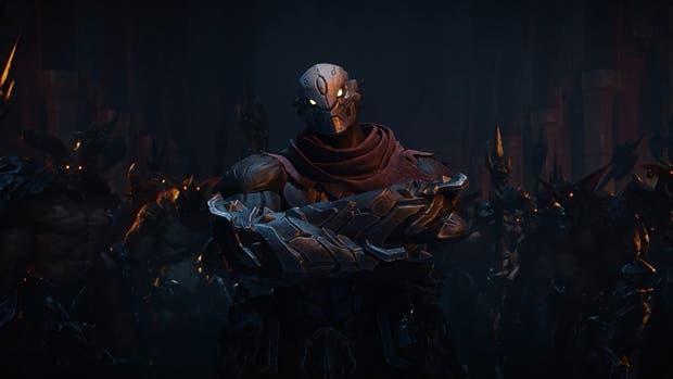 Lucha es el protagonista del nuevo vídeo de Darksiders Genesis 1