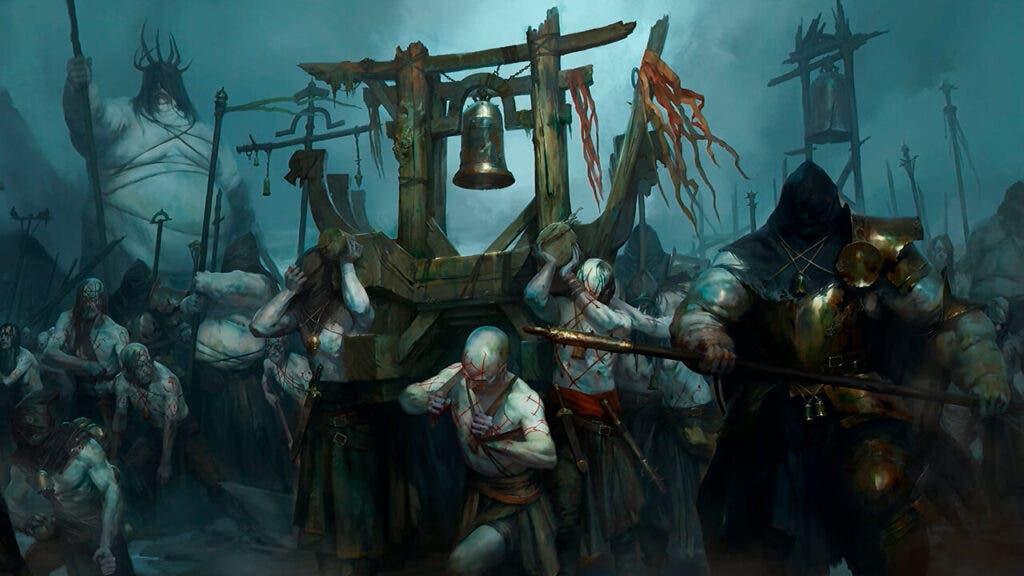 El diseño de Diablo IV estuvo inspirado por el terror manga de Junji Ito 3