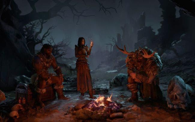 El druida muestra sus poderes en el nuevo gameplay de Diablo 4