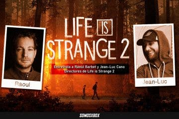 Entrevista a Raoul Barbet y Jean-Luc Cano, co-directores de Life is Strange 2 20