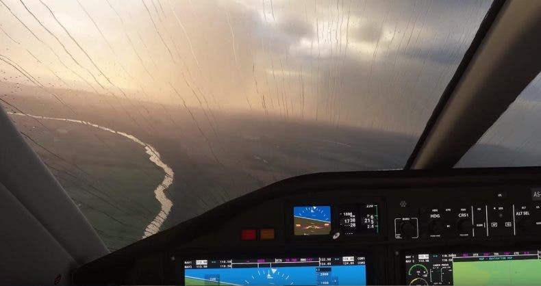 Microsoft Flight Simulator y la innovavación en torno a la metereología